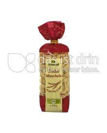 Produktabbildung: Alnatura Dinkel Muscheln 250 g