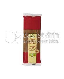 Produktabbildung: Alnatura Dinkel Vollkorn Spaghetti 500 g