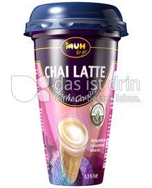 Produktabbildung: MUH to go CHAI LATTE Indische Gewürze 250 ml