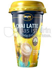 Produktabbildung: MUH to go CHAI LATTE Grüntee-Guave 250 ml