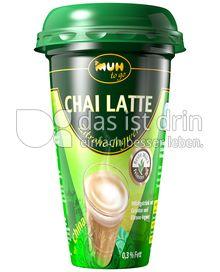 Produktabbildung: MUH to go CHAI LATTE Zitrone-Ingwer 250 ml