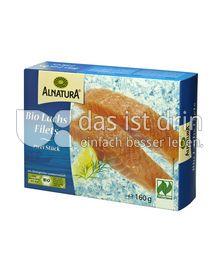 Produktabbildung: Alnatura Bio Lachs Filet 160 g