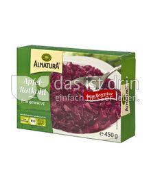 Produktabbildung: Alnatura Apfel-Rotkohl 450 g