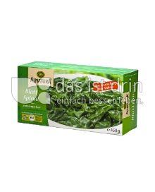 Produktabbildung: Alnatura Blatt Spinat 450 g
