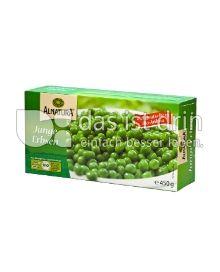Produktabbildung: Alnatura Junge Erbsen 450 g