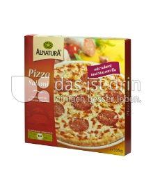 Produktabbildung: Alnatura Pizza Salami 335 g