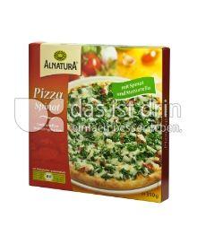 Produktabbildung: Alnatura Pizza Spinat 350 g