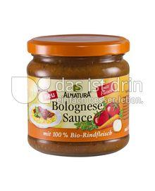 Produktabbildung: Alnatura Bolognese Sauce 330 ml