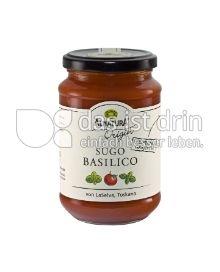 Produktabbildung: Alnatura Sugo Basilico Origin 340 g