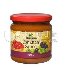 Produktabbildung: Alnatura Tomaten Sauce Olive 350 ml