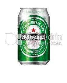 Produktabbildung: Heineken Bier 0,33 l