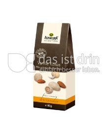 Produktabbildung: Alnatura Sélection Vanille-Kokos Macadamia & Mandeln 90 g