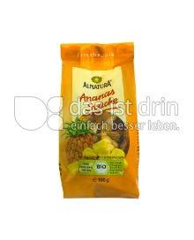 Produktabbildung: Alnatura Ananas Stücke 100 g