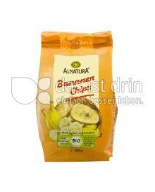 Produktabbildung: Alnatura Bananen Chips 150 g