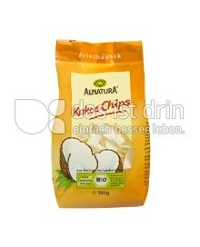 Produktabbildung: Alnatura Kokos Chips 100 g