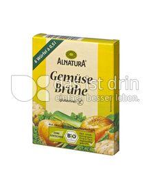 Produktabbildung: Alnatura Gemüse Brühe 66 g