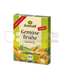 Produktabbildung: Alnatura Gemüse Brühe hefefrei 66 g