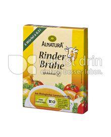 Produktabbildung: Alnatura Rinder Brühe 66 g