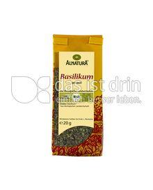 Produktabbildung: Alnatura Basilikum 20 g