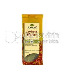 Produktabbildung: Alnatura Lorbeer Blätter 8 g