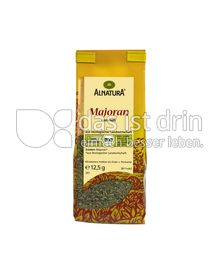 Produktabbildung: Alnatura Majoran 12,5 g