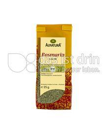 Produktabbildung: Alnatura Rosmarin 35 g