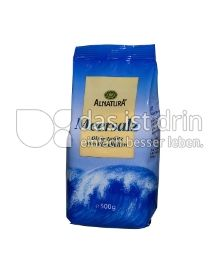 Produktabbildung: Alnatura Meersalz 500 g
