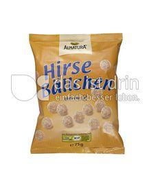 Produktabbildung: Alnatura Hirse Bällchen 75 g