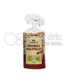 Produktabbildung: Alnatura Dinkel Waffeln natur 100 g