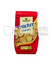 Produktabbildung: Alnatura Cracker Meersalz 150 g