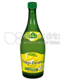 Produktabbildung: Kühne Essig & Zitrone 750 ml