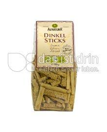 Produktabbildung: Alnatura Dinkel Sticks Sesam-Schwarzkümmel 150 g