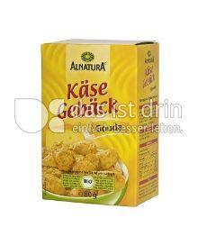 Produktabbildung: Alnatura Käse Gebäck Gouda 80 g