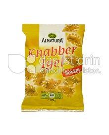 Produktabbildung: Alnatura Knabber Igel Sesam 100 g