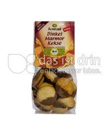 Produktabbildung: Alnatura Dinkel Marmor Kekse 150 g