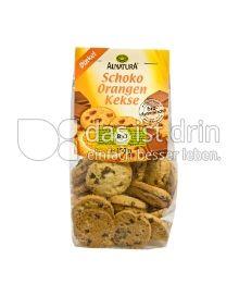 Produktabbildung: Alnatura Schoko Orangen Kekse 150 g
