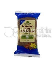 Produktabbildung: Alnatura Schoko Reis Waffeln 100 g