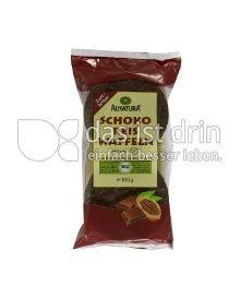 Produktabbildung: Alnatura Schoko Reis Waffeln Zartbitter 100 g