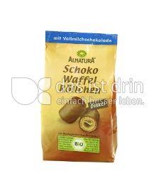 Produktabbildung: Alnatura Schoko Waffel Röllchen 100 g