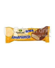 Produktabbildung: Alnatura Amaranth Vollmilch 25 g