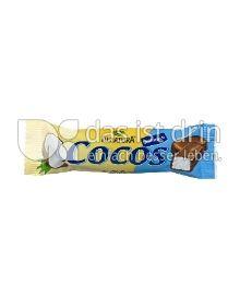 Produktabbildung: Alnatura Cocos Vollmilch 40 g