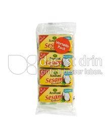 Produktabbildung: Alnatura Sesam Krokant Cocos 108 g