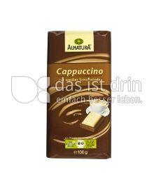 Produktabbildung: Alnatura Cappuccino mit weißer Schokolade 100 g