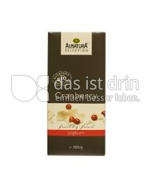 Produktabbildung: Alnatura Sélection Cranberry 100 g