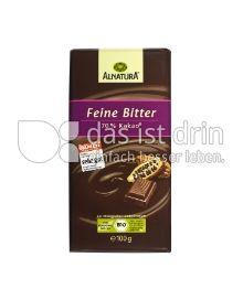 Produktabbildung: Alnatura Feine Bitter 100 g