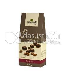 Produktabbildung: Alnatura Sélection Espressobohnen schokoliert 75 g