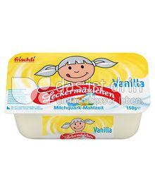 Produktabbildung: frischli Leckermäulchen Vanilla 150 g