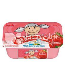 Produktabbildung: frischli Leckermäulchen Erdbeer 150 g
