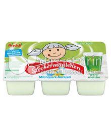 Produktabbildung: frischli Leckermäulchen Waldmeister 300 g