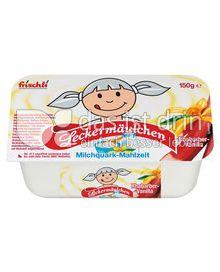 Produktabbildung: frischli Leckermäulchen Rhabarber-Vanilla 150 g